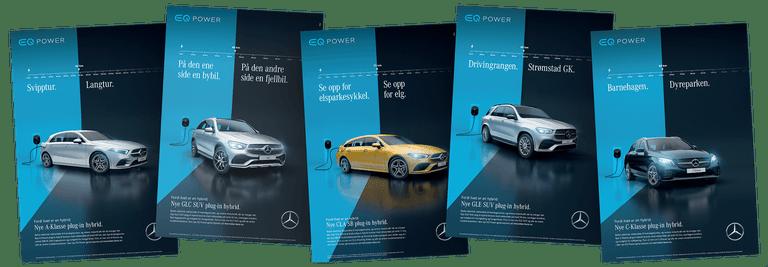 Mercedes-Benz plug-in hybrider